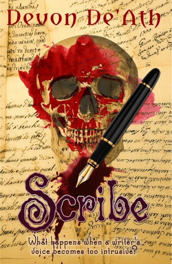 Scribe Cover FINAL KINDLE