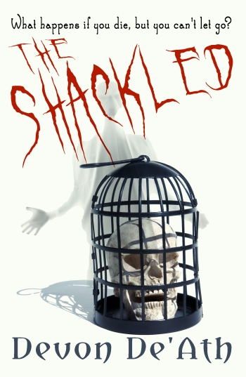 The Shackled Cover FINAL KINDLE